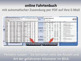 Fahrtenbuch TomTom Remote Link Logbook